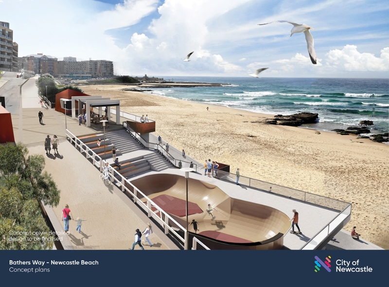 Newcastle Beach Bowl