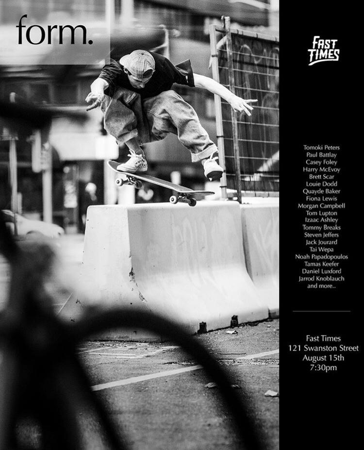 Form Skate Mag