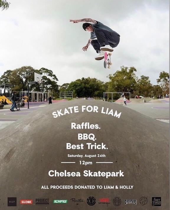 Skate for Liam