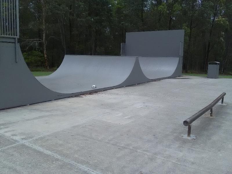 Oxenford skatepark update