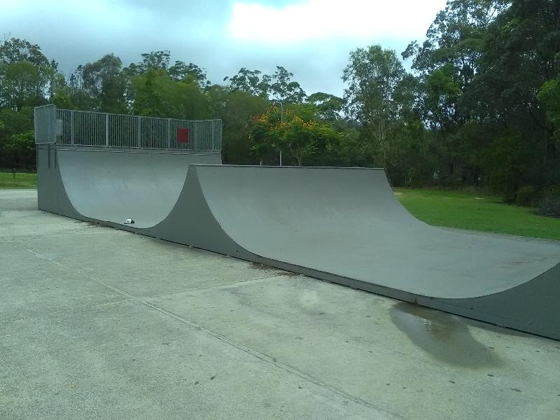 RE: Oxenford skatepark update