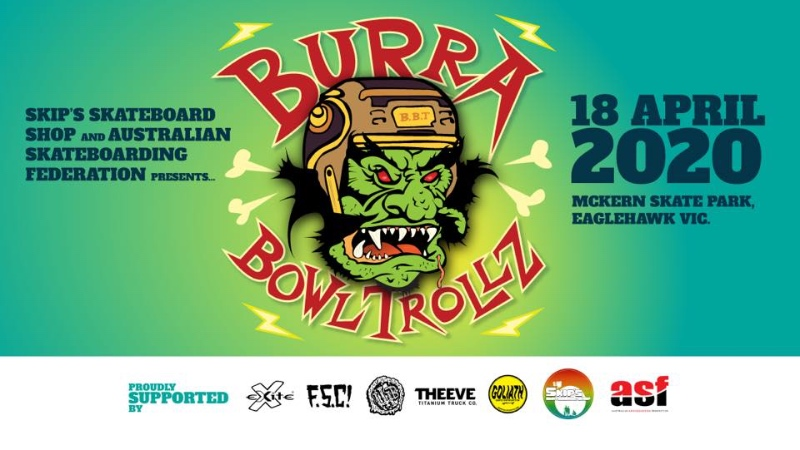 Burra Bowl Trollz