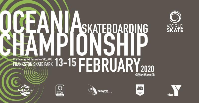 The Oceania Street Skateboarding Championships