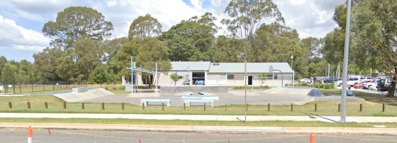 Not so new Redland Bay skatepark mini plaza