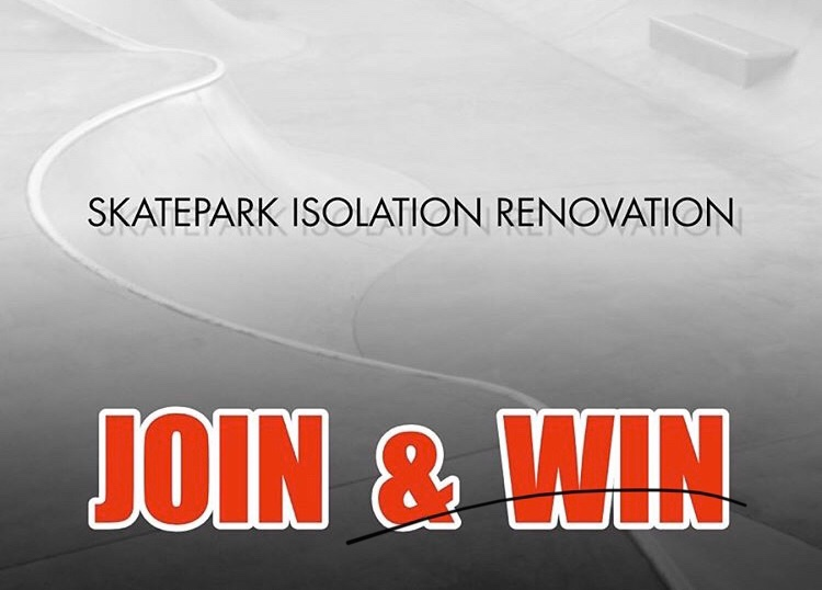 Skatepark Isolation Renovation