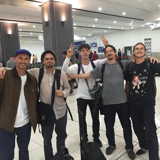 Enjoi Tour Blog