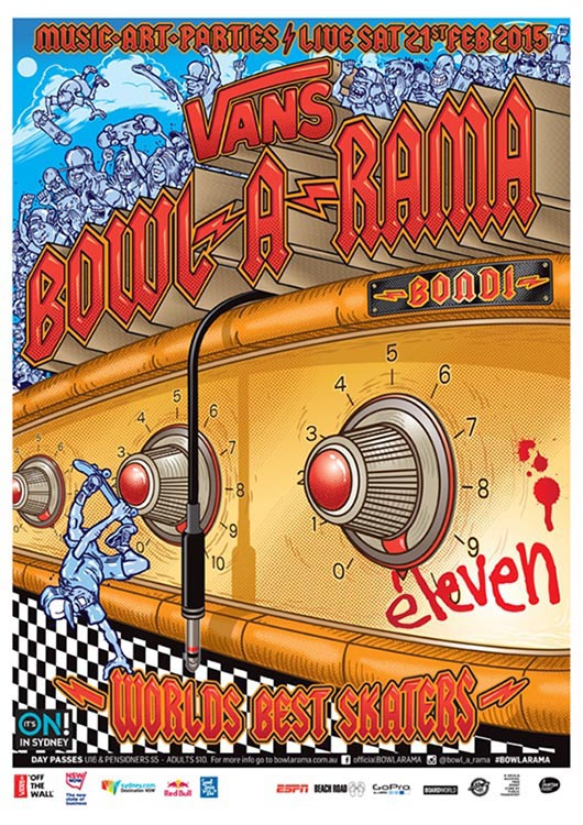 Bowl A Rama 2015