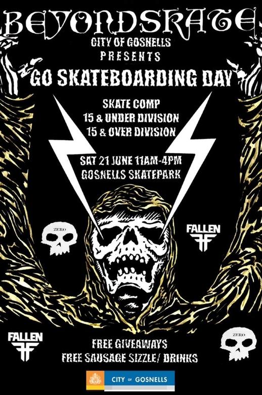 Beyond Skate GSD
