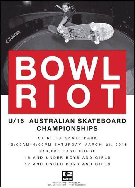 RE: St Kilda Bowl Riot