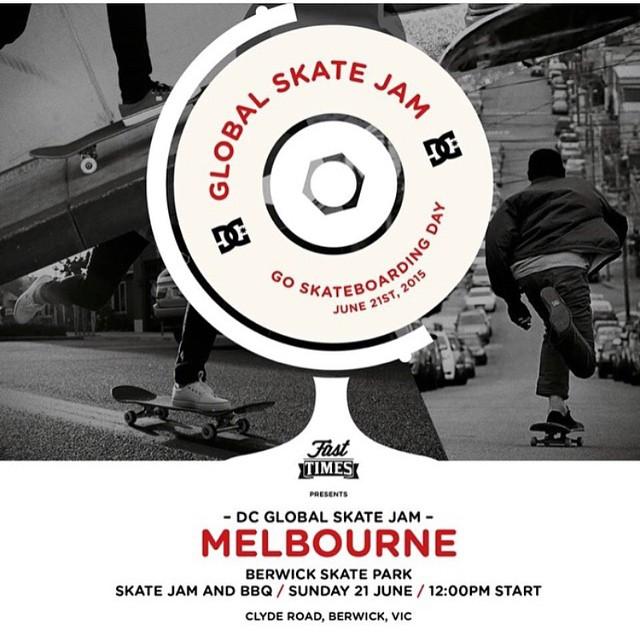 DC Global Skate Jam