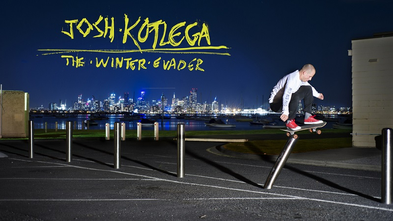 Josh Kotlega - The Winter Evader