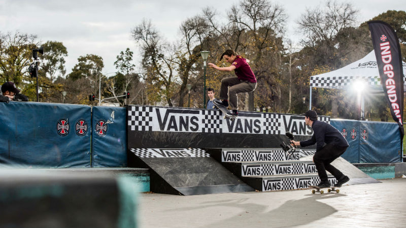 Vans Melbourne Go Skateboarding Day