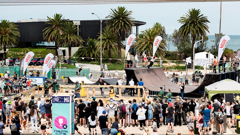 40th Annual St Kilda Fest