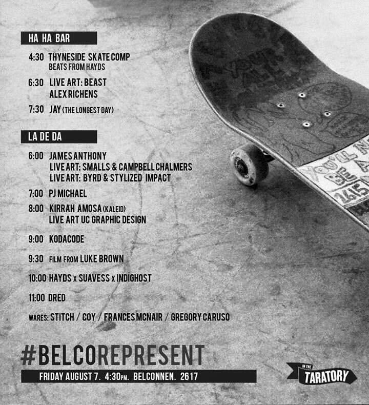 Belco Represent