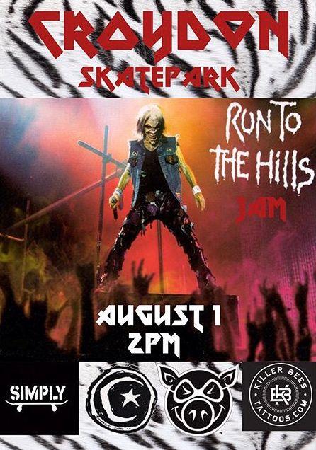 Run to the Hills Jam