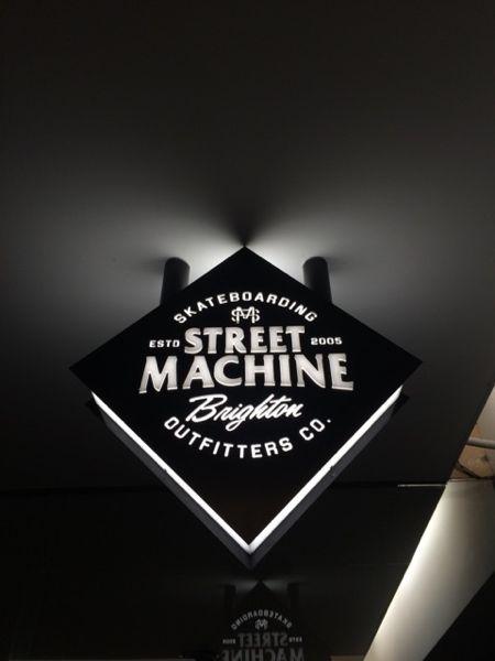 New Street Machine Brighton