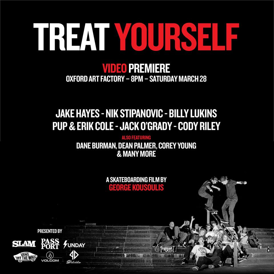 Treat Yourself Video Premiere