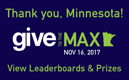 Give to the Max Day 2017 Leaderboards and Prizes