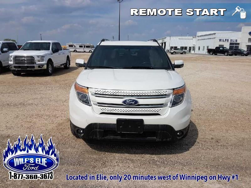 2011 Ford Explorer Limited   Navigation - 6 Passenger