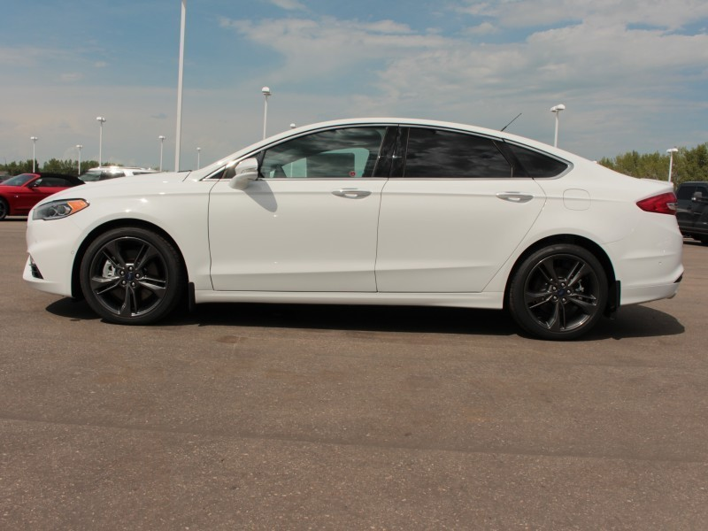 2018 Ford Fusion Sport  - Leather Seats -  Heated Seats - $306.60 B/W