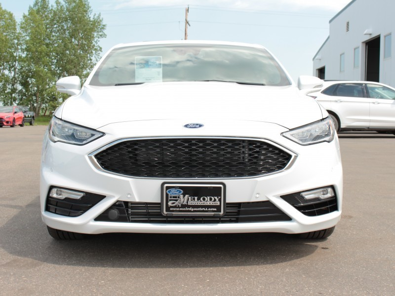 2018 Ford Fusion Sport  - Leather Seats -  Heated Seats - $251 B/W