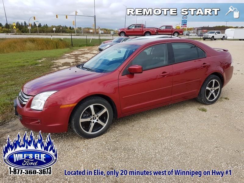 2007 Ford Fusion SE   - Winter Tires - Remote Start