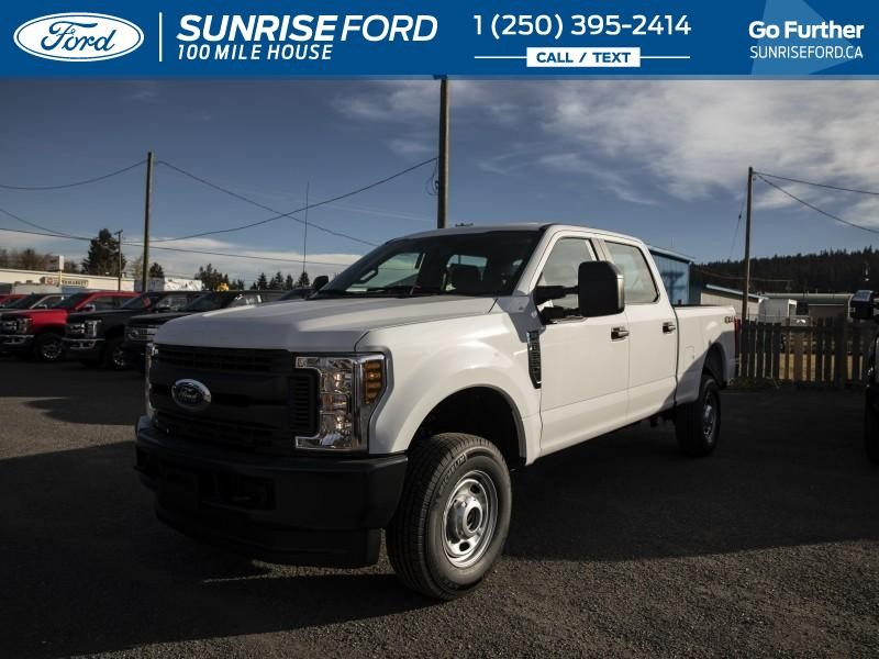 2019 Ford SuperDuty F-350 XL
