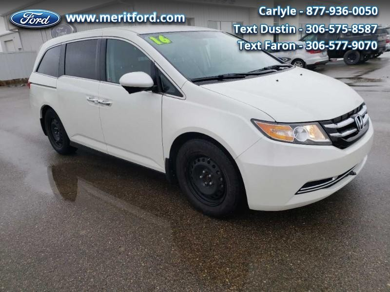 2016 Honda Odyssey EX  - Trade-in - One owner