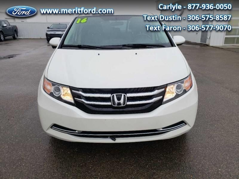 2016 Honda Odyssey EX  Rear DVD, Winter and Summer tires included!