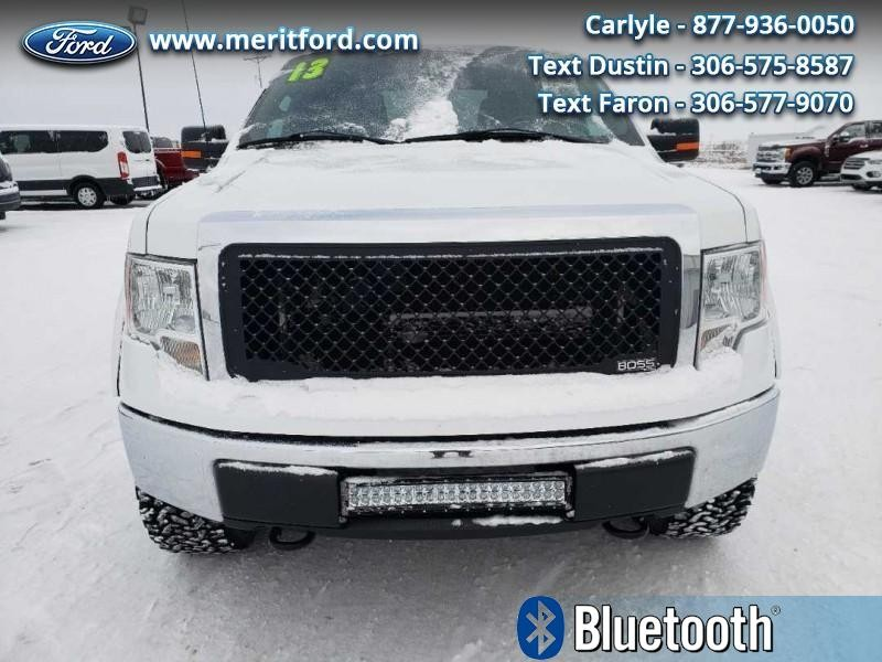 2013 Ford F-150 XLT  - Local - Trade-in - Bluetooth