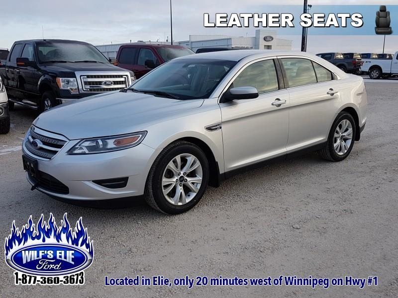 2012 Ford Taurus SEL   - Heated Seats