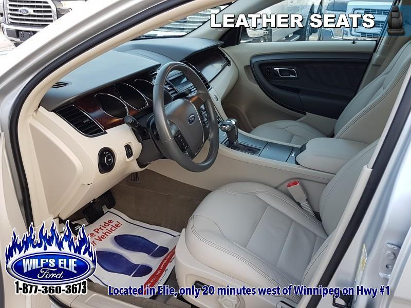 2012 Ford Taurus SEL   - Heated Seats