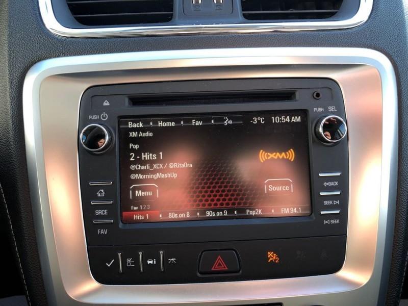 2016 GMC Acadia SLE  - Bluetooth -  Touch Screen - $231.93 B/W