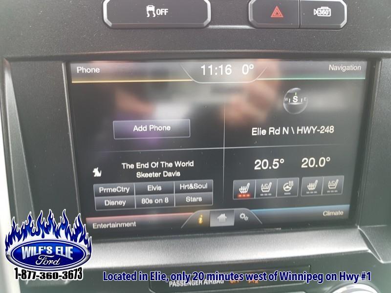 2015 Ford F-150 Lariat  Navigation - Remote Start