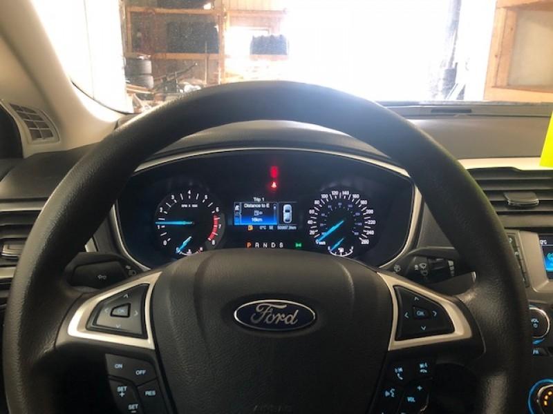 2016 Ford Fusion SE  - Reverse Sensing - $117.79 B/W
