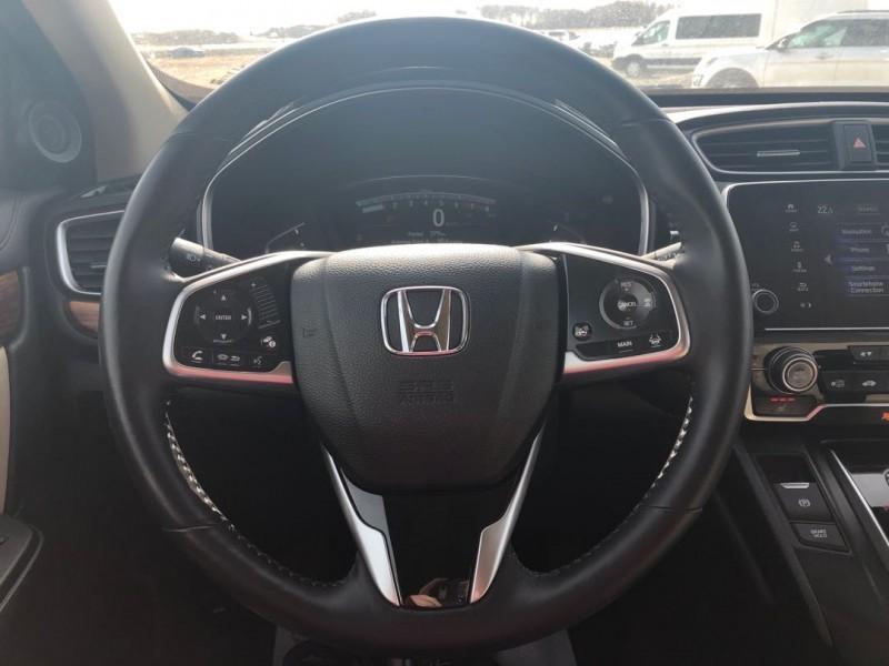2018 Honda CR-V Touring  - Navigation -  Sunroof - $258.95 B/W
