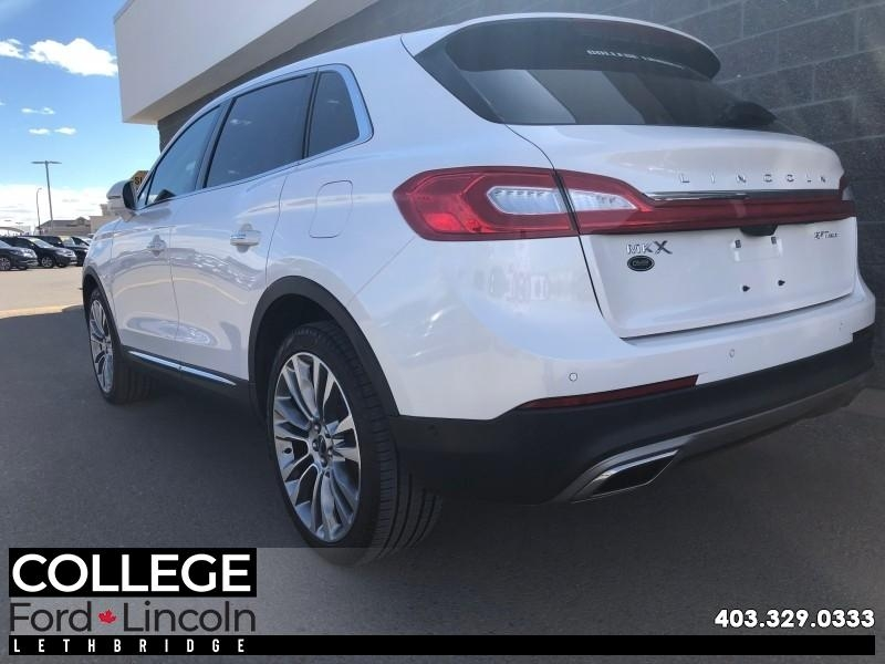 2018 Lincoln MKX Reserve AWD  - Leathers Seats