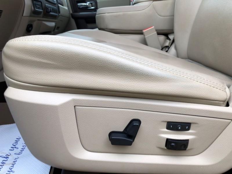 2017 Ram 1500 Laramie  - Leather Seats -  Cooled Seats - $316.85 B/W