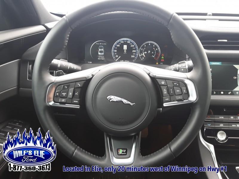 2017 Jaguar XF 35t R-Sport   - Low Mileage