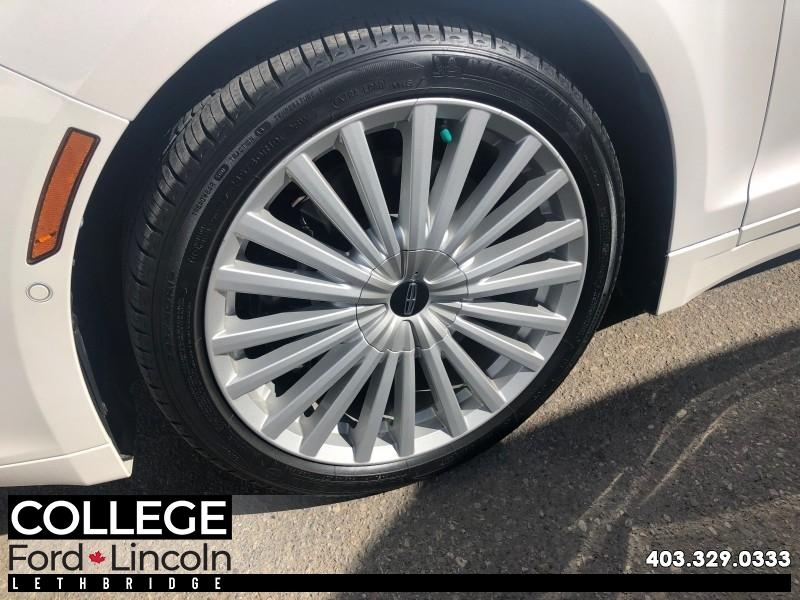 2018 Lincoln MKZ Reserve AWD  - Navigation -  Cooled Seats