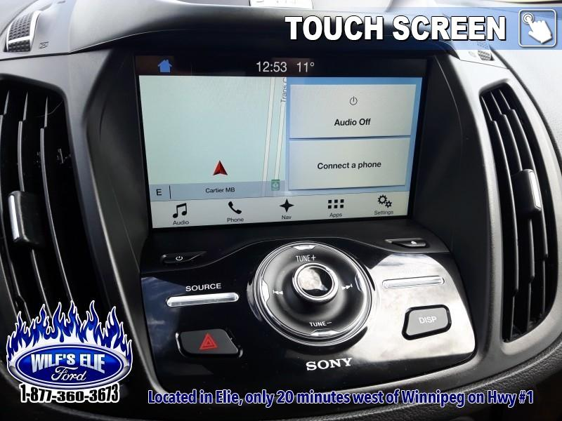 2017 Ford Escape Titanium   - Smart Phone Start !