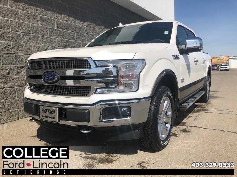 2018 Ford F-150 King Ranch  - Leather Seats - Sunroof