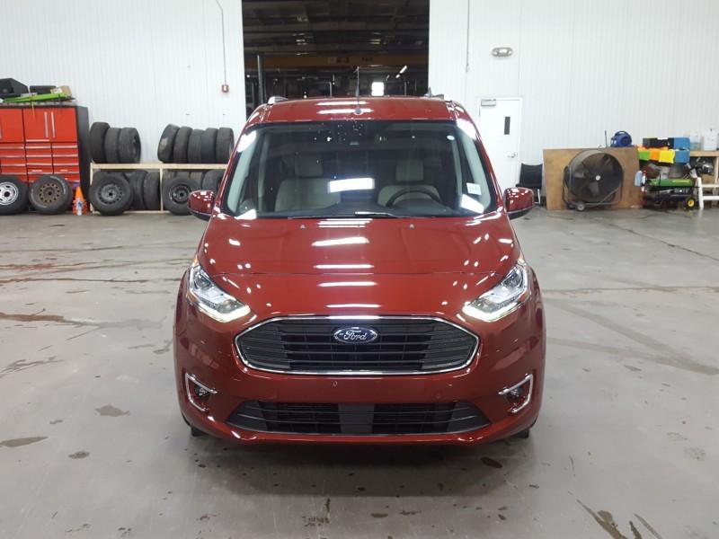 2019 Ford Transit Connect Titanium Passenger Wagon