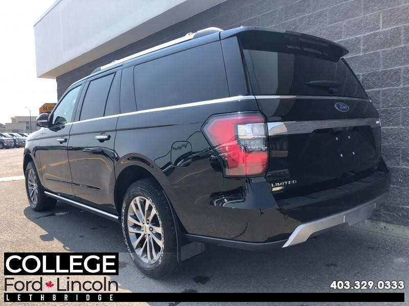 2018 Ford Expedition Limited Max  - Navigation
