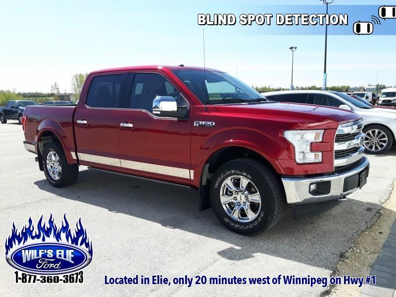 2017 Ford F-150 Lariat   - Balance Of Factory Warrant!