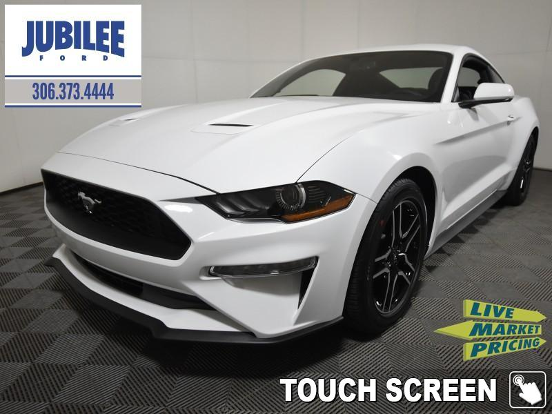 2019 Ford Mustang EcoBoost® Oxford White, 2 3L EcoBoost® Engine