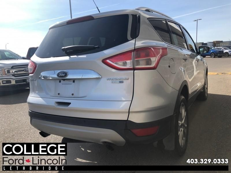 2015 Ford Escape TITANIUM  - Certified - Leather Seats