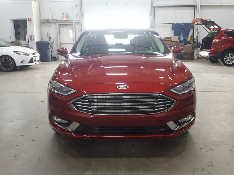 2018 Ford Fusion Titanium  - Navigation - Sunroof - $184 B/W