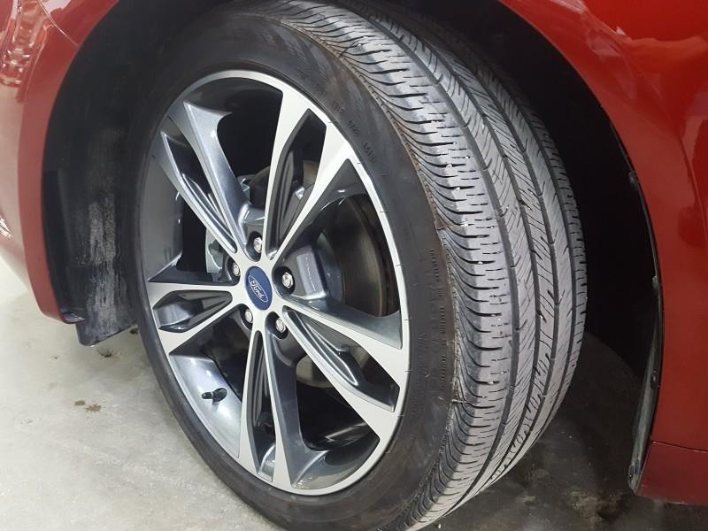 2018 Ford Fusion Titanium  - Navigation - Sunroof - $183.13 B/W