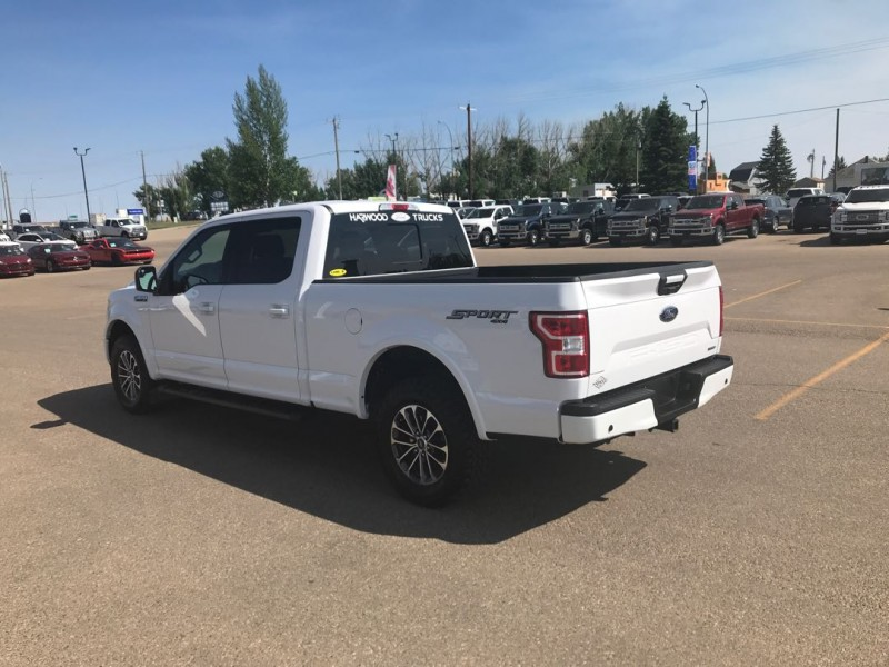 2018 Ford F-150 XLT  - Bluetooth -  SiriusXM - $297 B/W